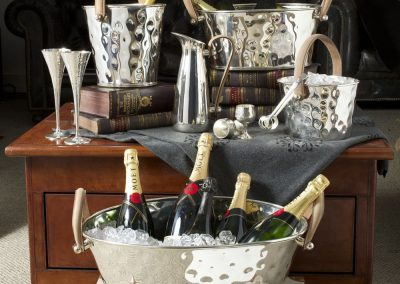 home-furnishings-champagneglassesandbucketice buckets