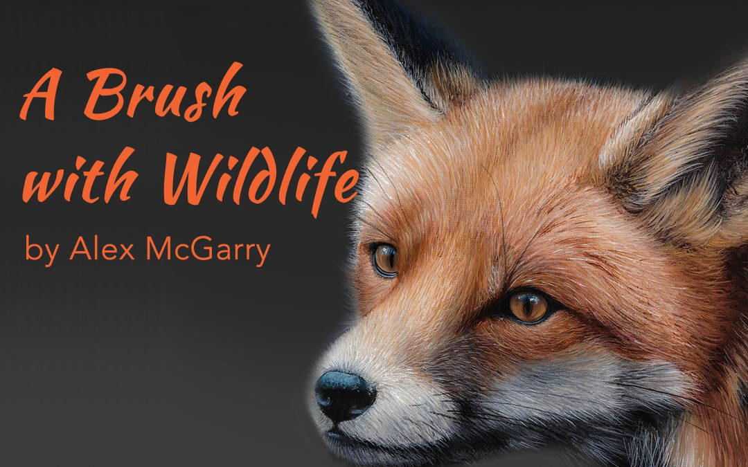 A Brush with Wildlife: Exhibition & Live Painting Demonstration
