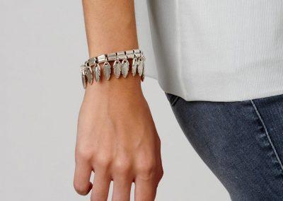 A Pilo Y Pluma (bracelet)
