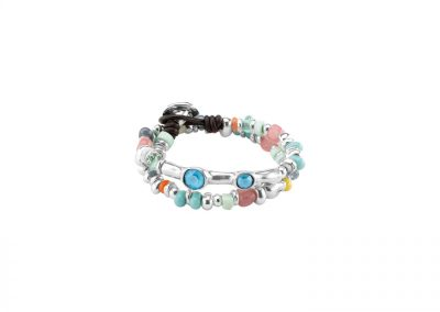 Pixalum - Multi Coloured Bracelet - Fizz Collection