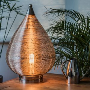 garth williams coil table lamp