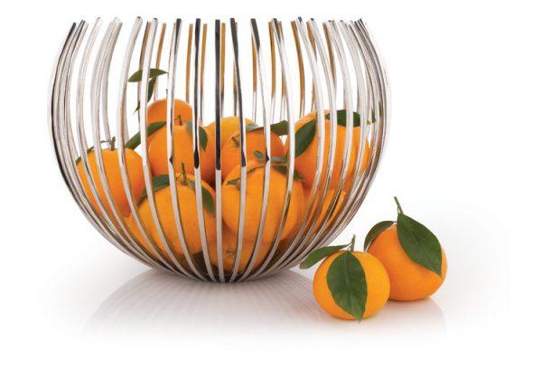 garth williams stainless steel encore basket