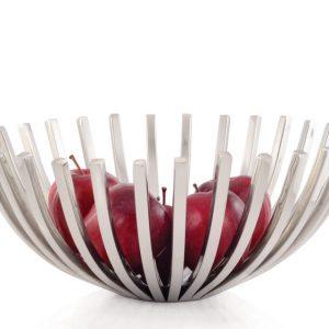 garth williams stainless steel fruit bowl medium