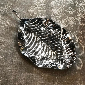 flat leaf dish