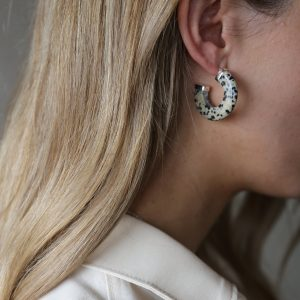 tutti and co stone stud earrings